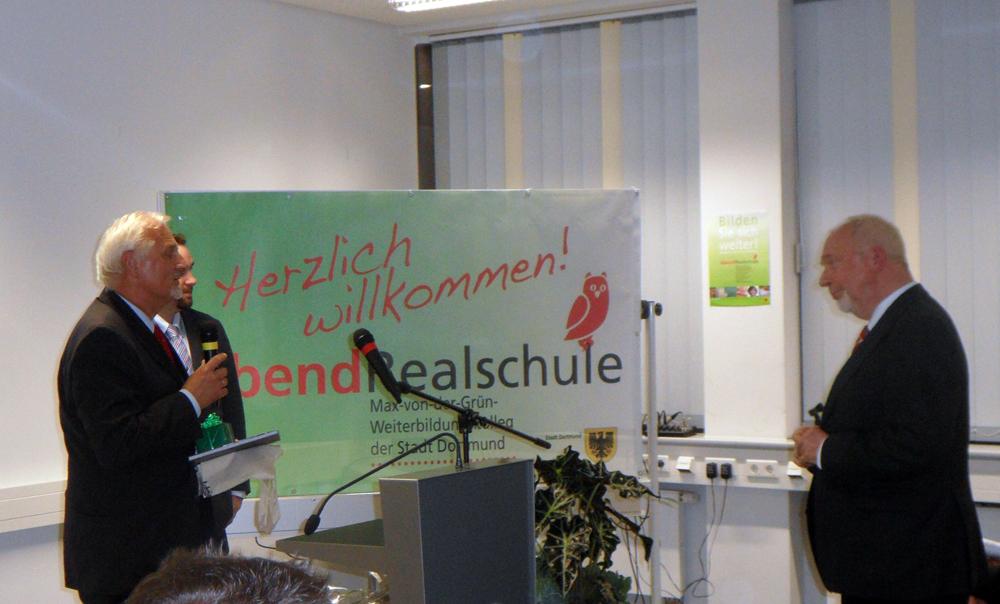 25 Jahre Abendrealschule Dortmund