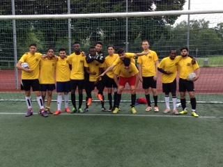 Abendrealschule Bonn gewinnt WbK-Fußballturnier 2016