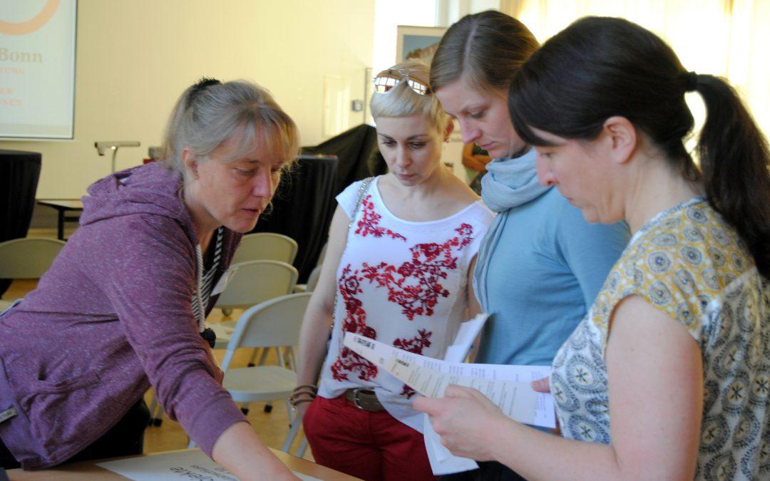 Übernahme der Flüchtlinge in den Bildungsgang der ARS Bonn