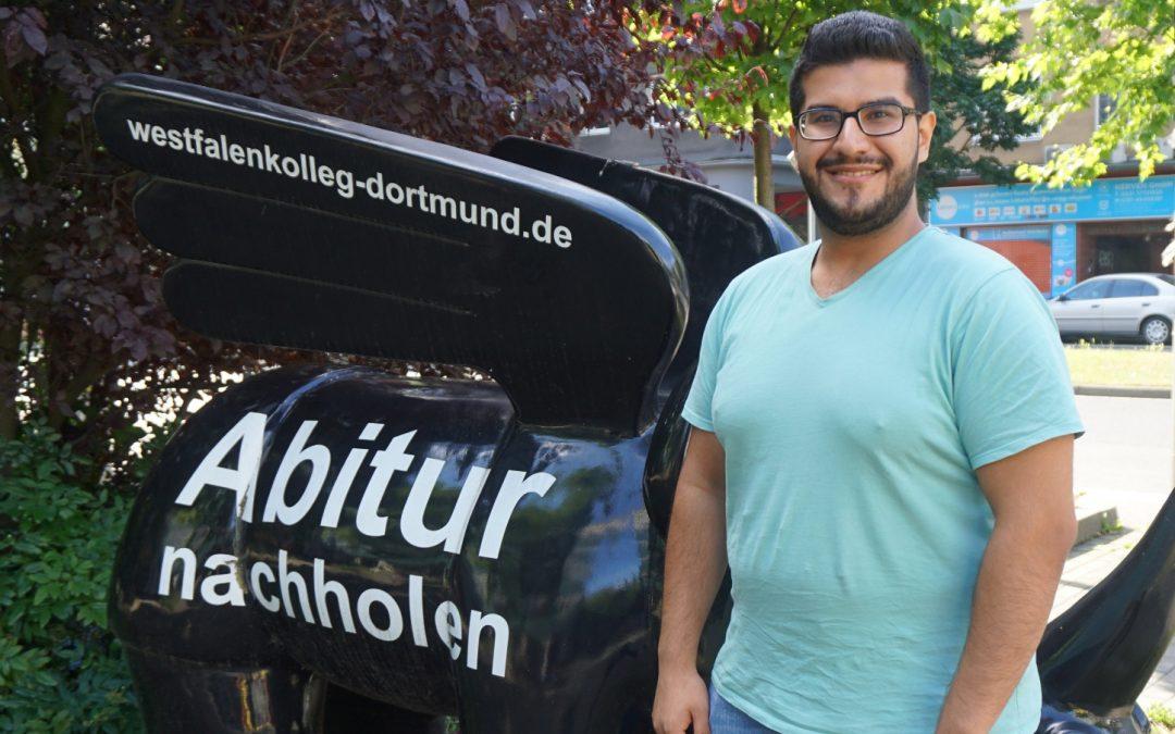 """""""Start""""-Stipendium für Studierenden des Westfalen-Kollegs Dortmund"""